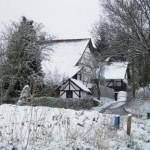 Vakwerkboerderij aan de Slenakerweg